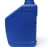 POLYPROPYLENE BLUE BOTTLE OIL