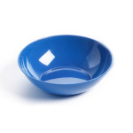 POLYPROPYLENE BLUE BOWL HIGH GLOSS