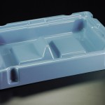 hips blue tray