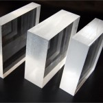 thick acrylic perspex for displays and aquariums
