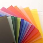 translucent acrylic perspex