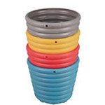 Green PE Gardening and Plant Buckets