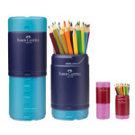 Green PE Pencil Holders and Packs