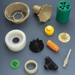 NYLON VARIOUS COMPONENTS WITH 3D PRINTING