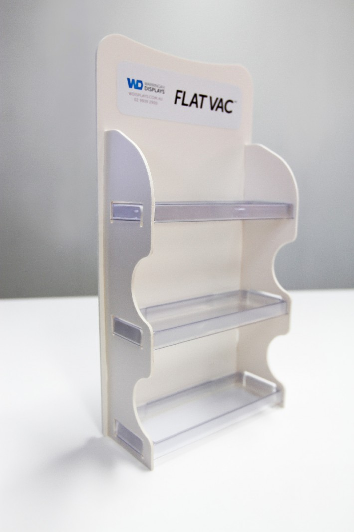 flat vac point of sale product