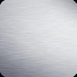 aluminium texture plastic swatch