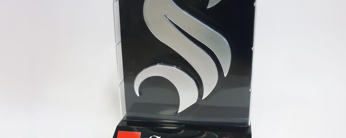 Steinlager Pure Display