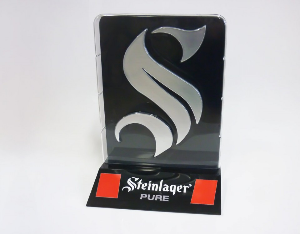 Steinlager Pure Display